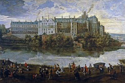 The Royal Palace of Brussels, Ca. 1627