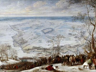 Troops at the Siege of Aire Sur La Lys, 1653