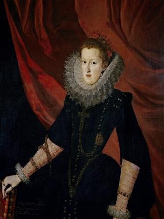 Margaret of Austria, Queen of Spain, 1607