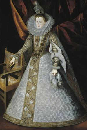 Margaret of Austria, Queen of Spain, 1606