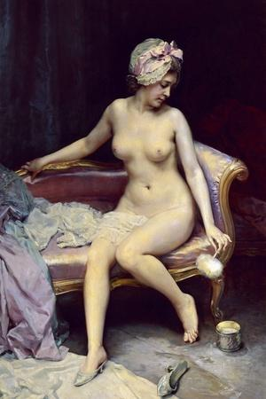 After the Bath, 1878