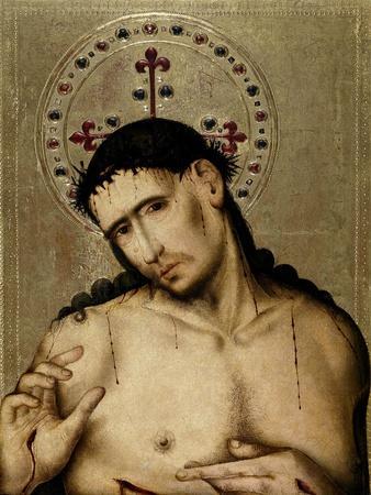 Cristo Varón De Dolores, Ca. 1500