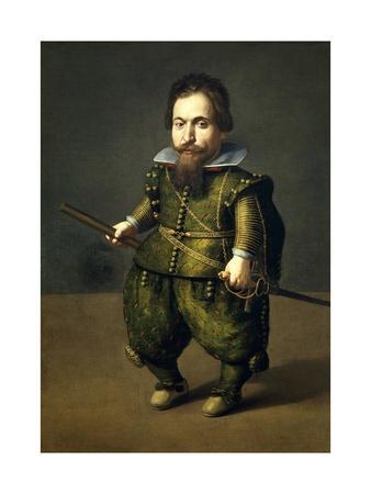 Portrait of a Dwarf, Ca. 1626