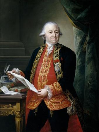 Froilán De Berganza, Ca. 1798