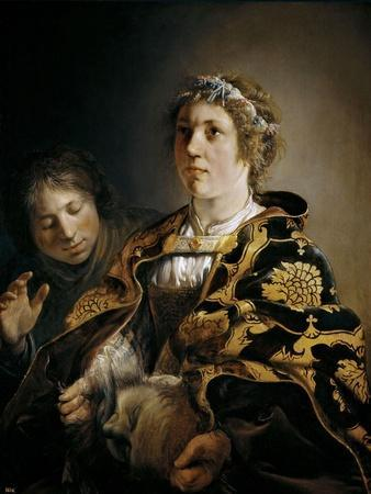 Judith with the Head of Holofernes, 1636