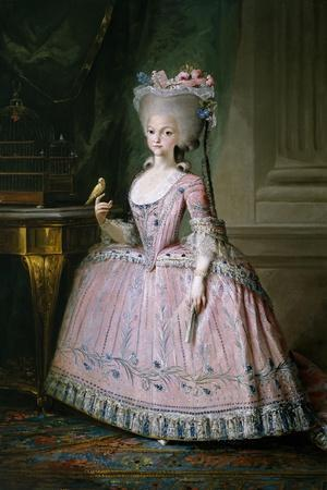 Carlota Joquina, Infanta of Spain and Queen of Portugal, 1785