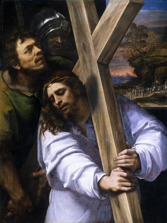 Jesus Carrying the Cross, Ca. 1516