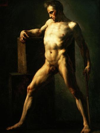 Study of a Man, 1808-1812