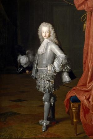Louis I, Prince of Asturias, 1717