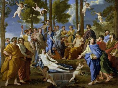 Parnassus, 1630-1631