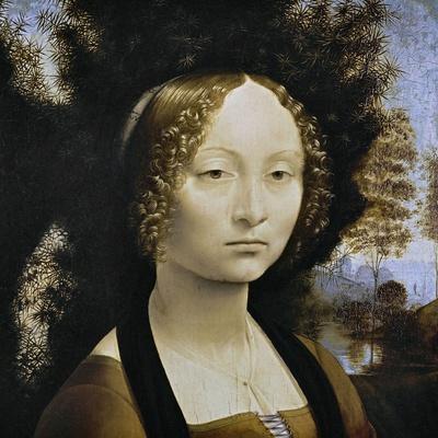 Ginevra De Benci, C. 1474-1478