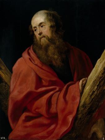 Saint Andrew, 1610-1612