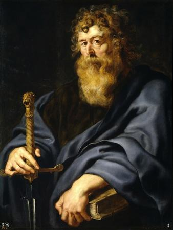 Saint Paul, 1610-1612