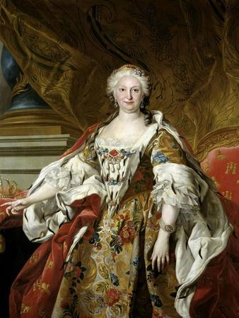 Elisabeth Farnese, Queen of Spain, Ca. 1739