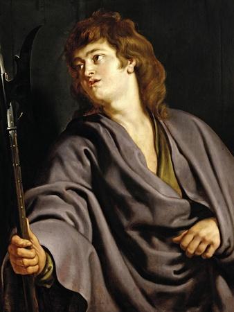 Saint Matthew, 1610-1612