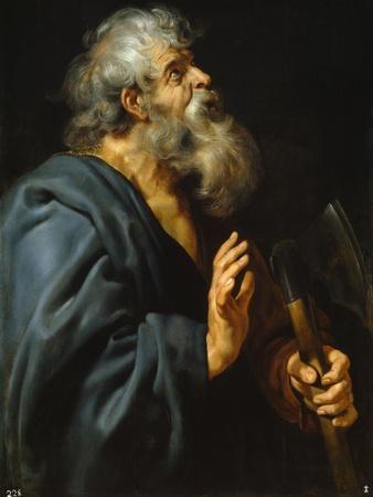 Saint Mathias, 1610-1612