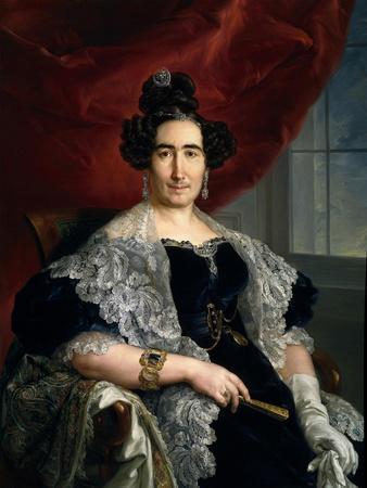 La Señora De Delicado De Imaz, Ca. 1833