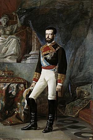 Amadeus I, King of Spain, 1872