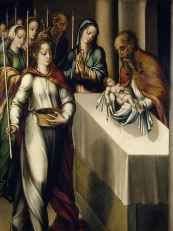 The Presentation of Jesus at the Temple, 1560-1568
