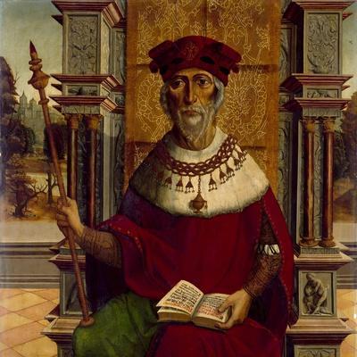 Ezekiel, Ca. 1525
