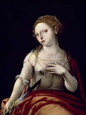The Death of Lucretia, 1501-1550