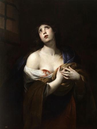 Saint Agatha, Ca. 1635