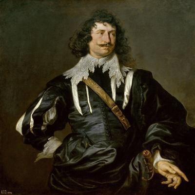 Portrait of a Man, 1628-1632