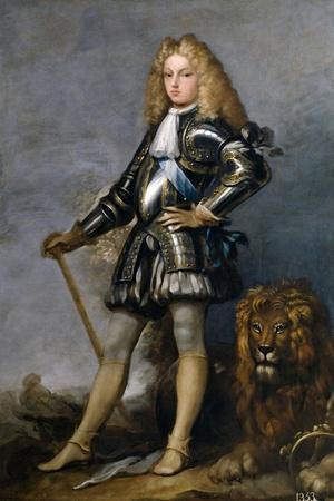 Philip V of Spain, Ca. 1700