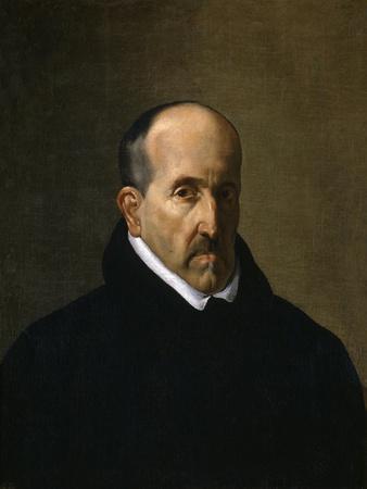 Portrait of Luis De Góngora, after 1622