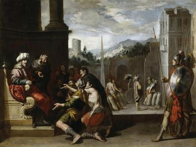 José Ordena La Prisión De Simeón, 1655-1660