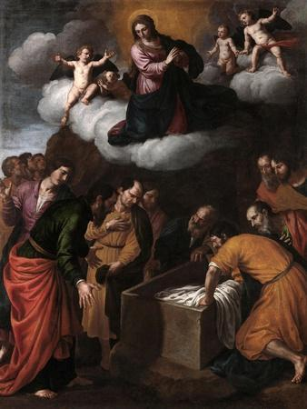 The Assumption of the Virgin Mary, 1631-1635