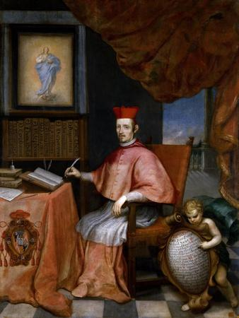 Portrait of Cardinal Juan Everardo Nithard, 1674