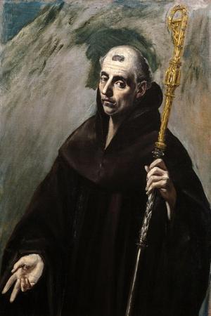 Saint Benedict, 1577-1579