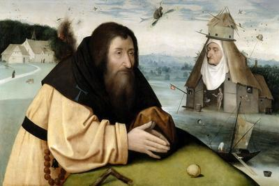 The Temptations of Saint Anthony Abbot, 1500-1510