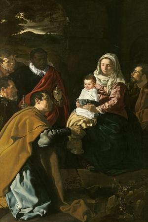 Adoration of the Magi, 1619