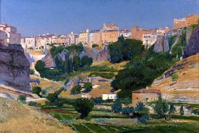 Las Huertas (Cuenca), 1910