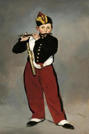 Fifer or Young Flautist