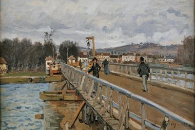 Bridge in Argenteuil