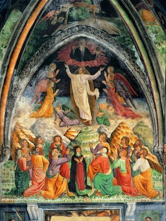 Ascension of Christ, 15th C, Church of Saint Francis