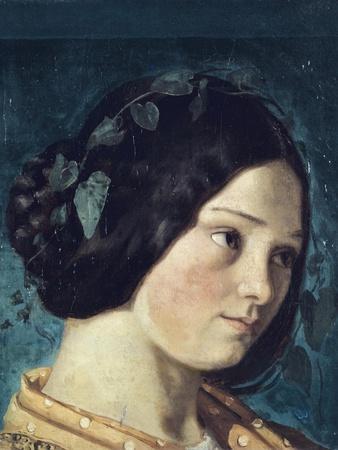 Zelie Courbet (The Artist's Sister)