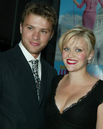 Reese Witherspoon & Ryan Phillippe