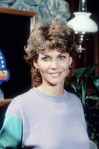 Markie Post boxing