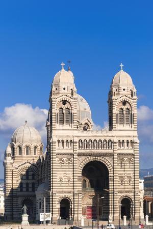 Cathedral of Marseille (Notre-Dame De La Major) (Sainte-Marie-Majeure)