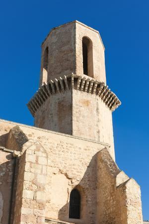 Belltower of St. Laurent Church