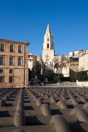 Eglise Des Accoules, Marseille, Bouches Du Rhone, Provence-Alpes-Cote-D'Azur, France, Europe