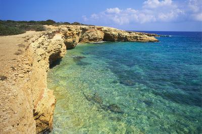 Rock Formations, Koufounissia, Cyclades, Greece