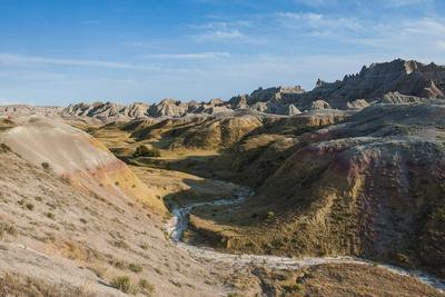 Badlands National Park, South Dakota, United States of America, North America