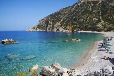Apella Beach, Karpathos Island, Dodecanese, Greek Islands, Greece, Europe