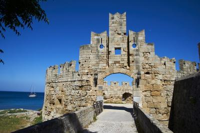 Fortress, UNESCO World Heritage Site, Rhodes City
