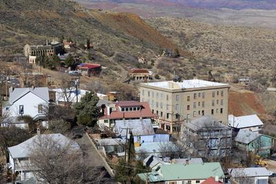 Jerome Mining Town, Arizona, United States of America, North America